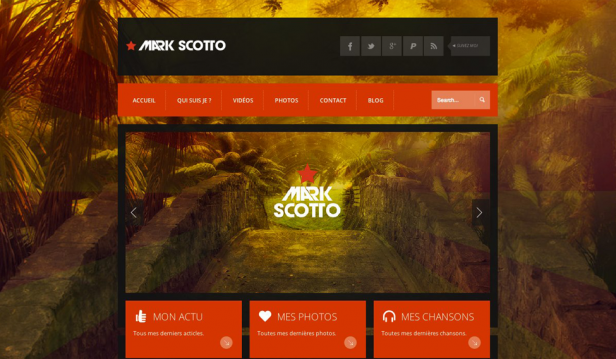 design site Mark Scotto