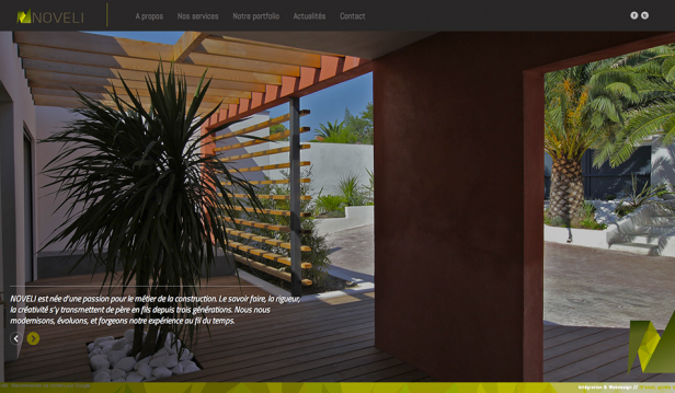 design site Noveli