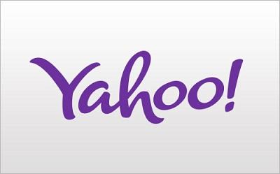 un logo Yahoo! 2013