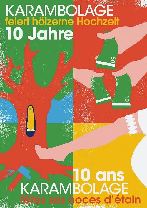 Affiche de Anne-Lise Monteiro