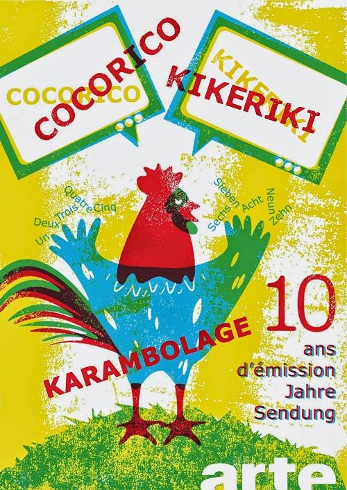 Affiche de Bertrand Neau