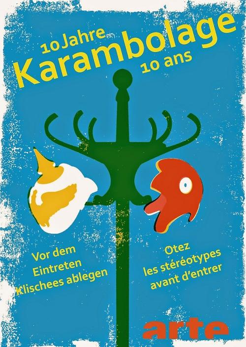Affiche de Charles Dumouchel