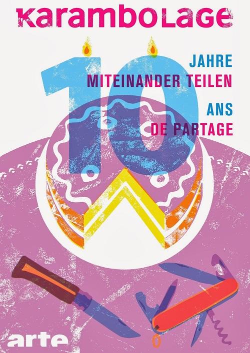 Affiche de Louise Margueritat