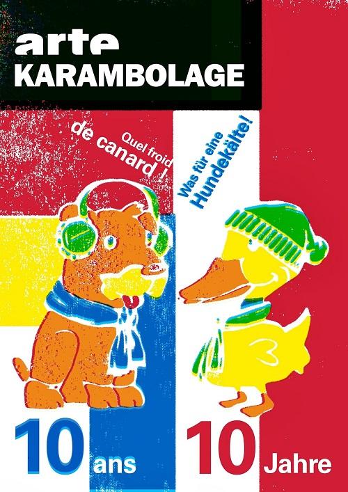 Affiche de Pierre Wadler