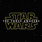 Le logo de Star Wars 7, The Force Awakens
