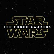 the force awakens Star Wars 7 logo