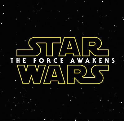 the force awakens Star Wars 7 logo