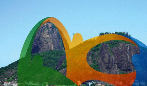 Pain de Sucre logo Rio 2016