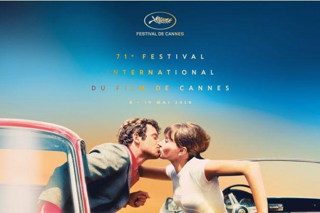 Affiche du 71e Festival de Cannes