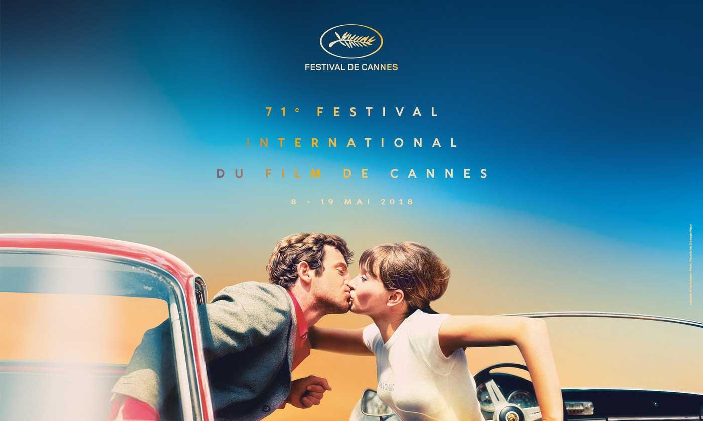 Affiche Festival de Cannes 2018