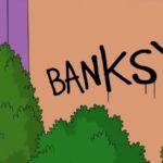 Bansky revisite le générique des Simpsons
