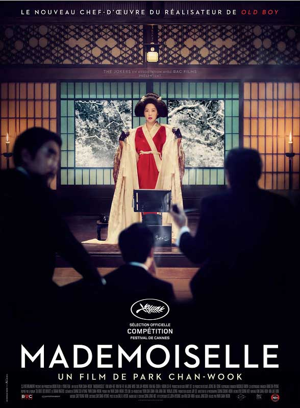 Mademoiselle - Park Chan-Wook officielle