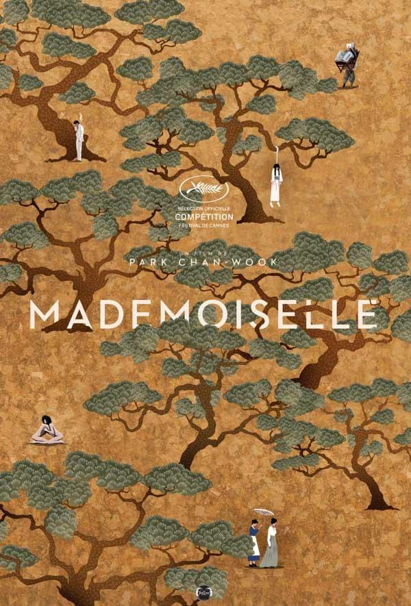Mademoiselle - Park Chan-wook